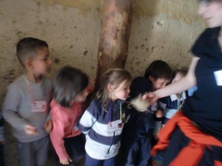 Infantil 4 años en Arqueopinto 2ª parte 25