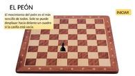 Seminario ajedrez Movimientos de las piezas