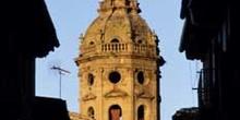 Iglesia de Santiago, Puente la Reina, Navarra