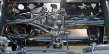 Vehículos industriales. Válvula de regulación de frenada en func