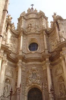 Puerta de los Hierros, Catedral de Valencia