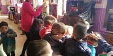 Visita al Berceo I de los alumnos de Infantil 4 años. 25