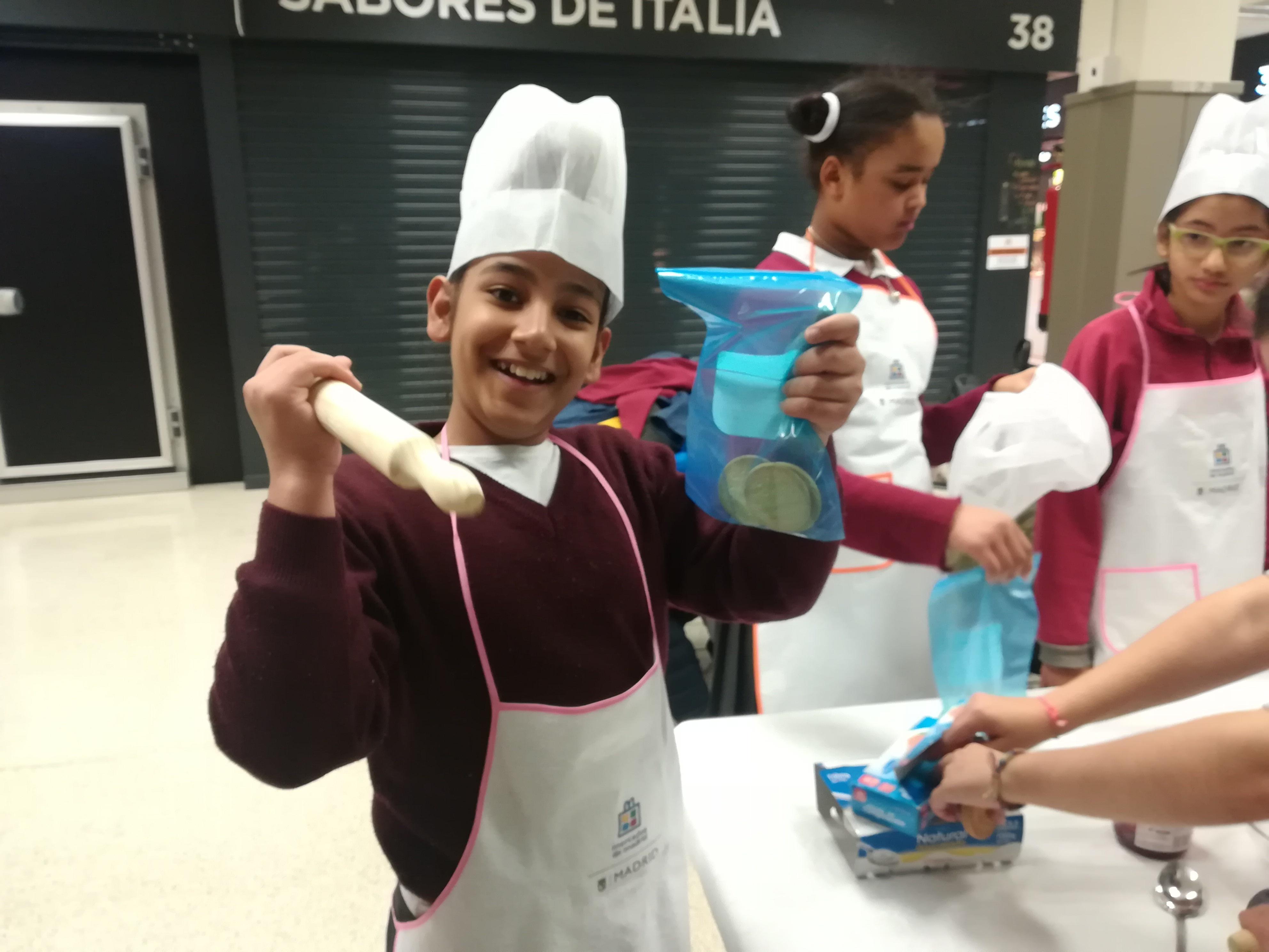 Luis Bello 5º Visita Mercado de Prosperidad