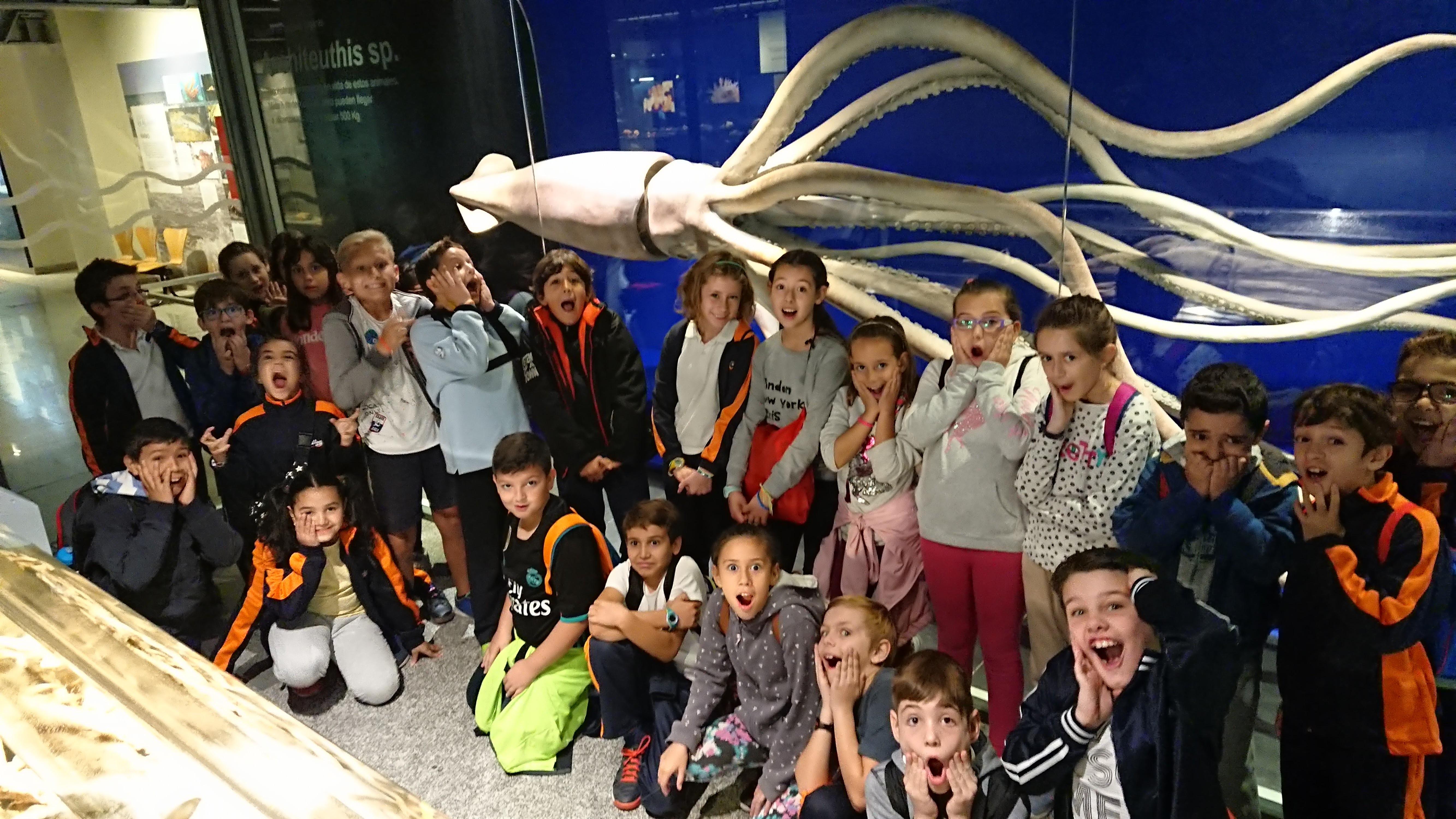 Excursión al museo de ciencias 3