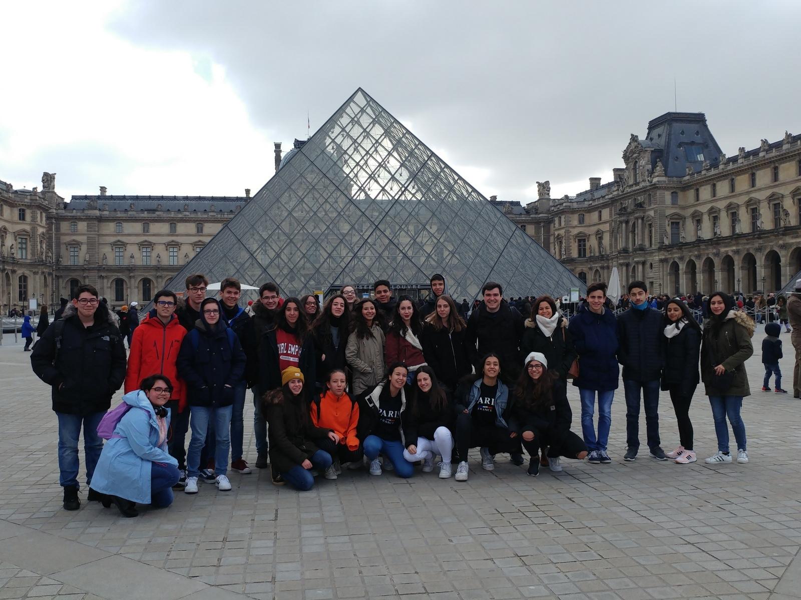 Viaje Cultural a Paris 4º ESO 2