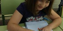 Aprendemos nuestro nombre en Braille 12