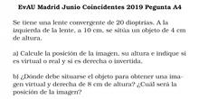 EvAU Madrid Junio Coincidentes 2019 Pregunta A4