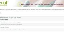 Video tutorial Libro de Calificaciones Aula Virtual