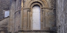 ábside meridional. Catedral de Jaca, Huesca