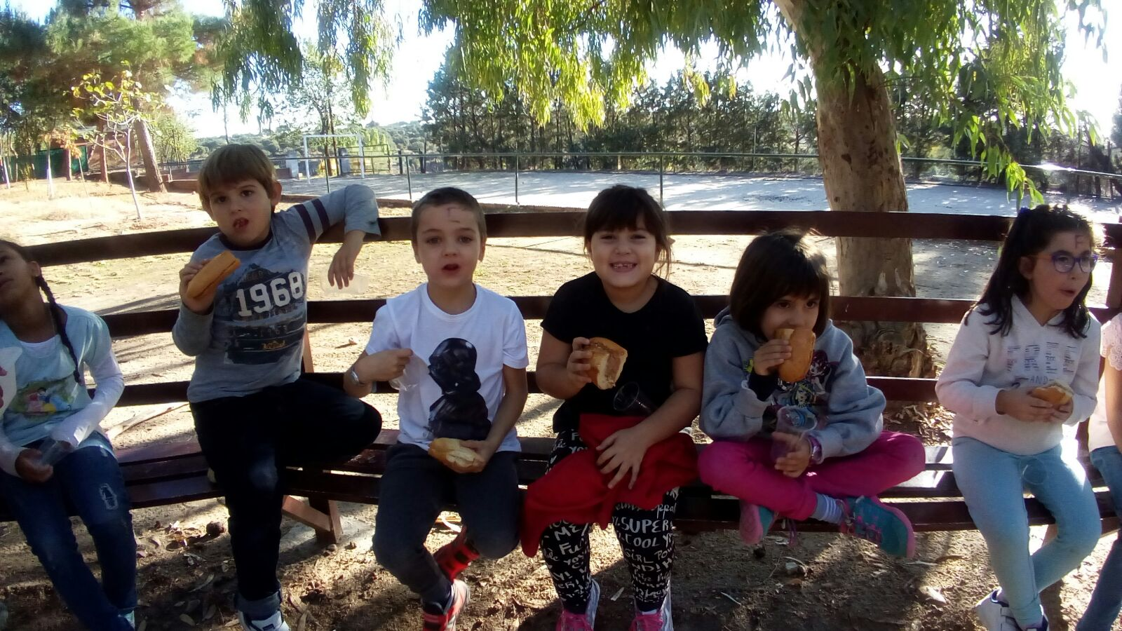 Granja Escuela 1º y 2º EP 2017-18 12