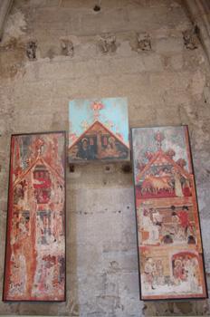Tablas góticas, Catedral de Lérida