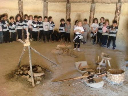 Infantil 4 años en Arqueopinto 2ª parte 20