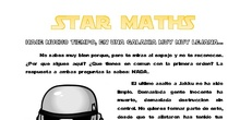 Proyecto completo Star Maths