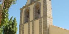Iglesia parroquial en Santa María de la Alameda