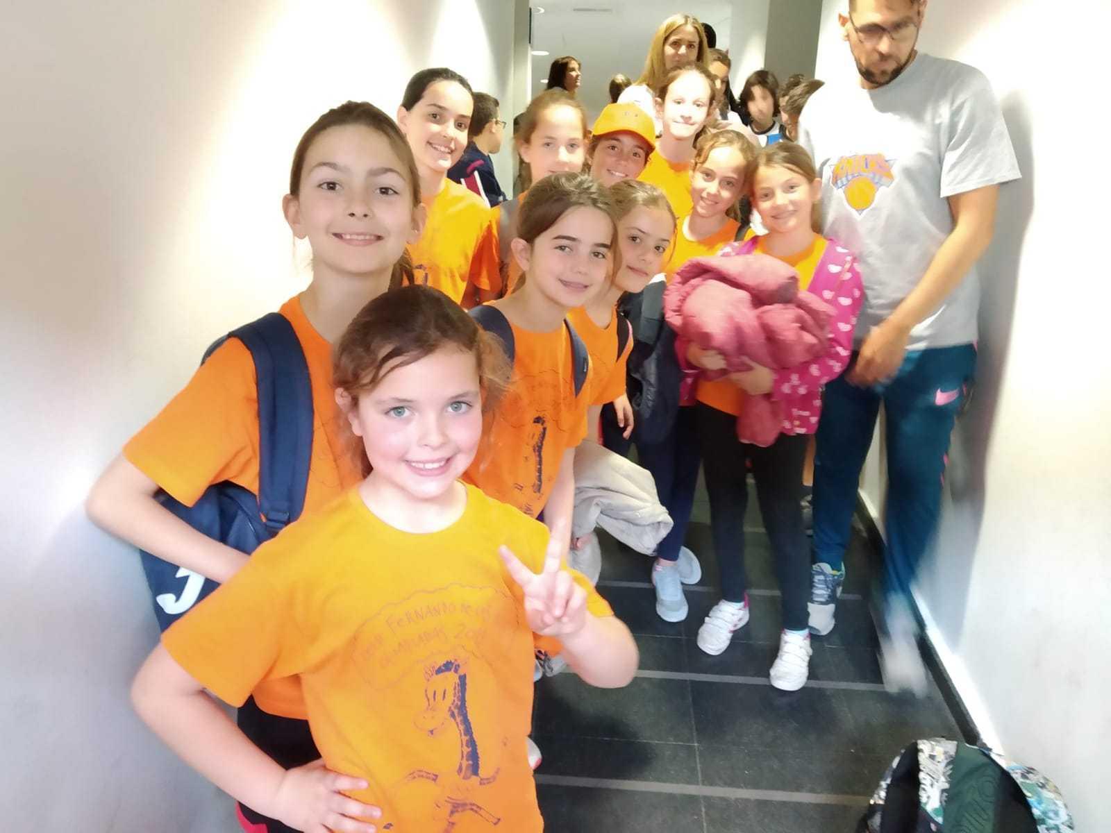 2019_04_02_Olimpiadas Escolares_fotos de 5º y 6º_CEIP FDLR_Las Rozas 17
