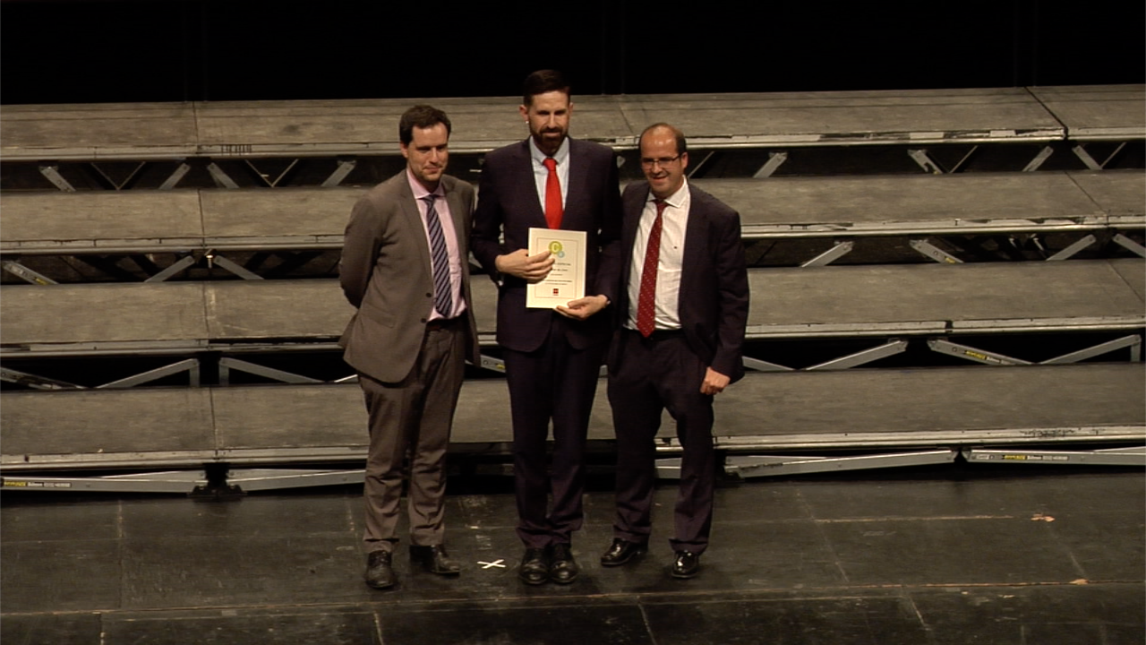 Acto de clausura del XIV Concurso de Coros Escolares de la Comunidad de Madrid 37