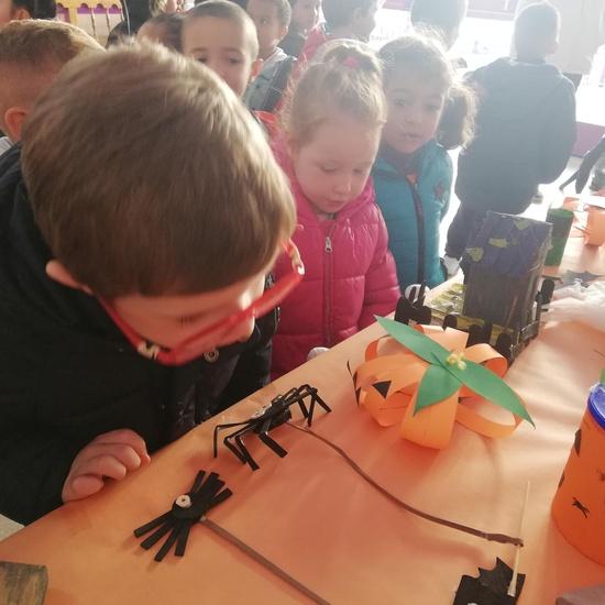 Visita al Berceo I de los alumnos de Infantil 4 años. 12