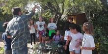 5º A en el huerto_CEIP FDLR_Las Rozas 2