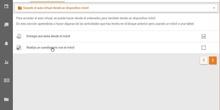 Cómo responder un cuestionario en la app Moodle