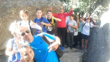 2017_10_23_Sexto hace senderismo y escalada en la Pedriza 6