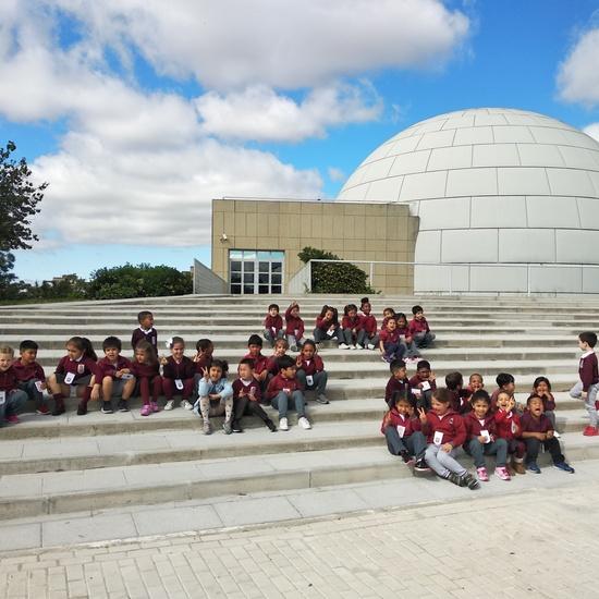 Visita al Planetario (Ed. infantil)  1