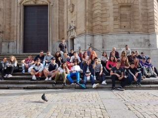 Viaje de fin de curso a Cádiz4º ESO 8