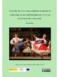Estudio de las características rítmicas y melódicas del repertorio de la clase de danzas de carácter. Partituras.