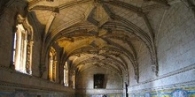 Refectorio del Mosteiro dos Jeronimos, Lisboa, Portugal