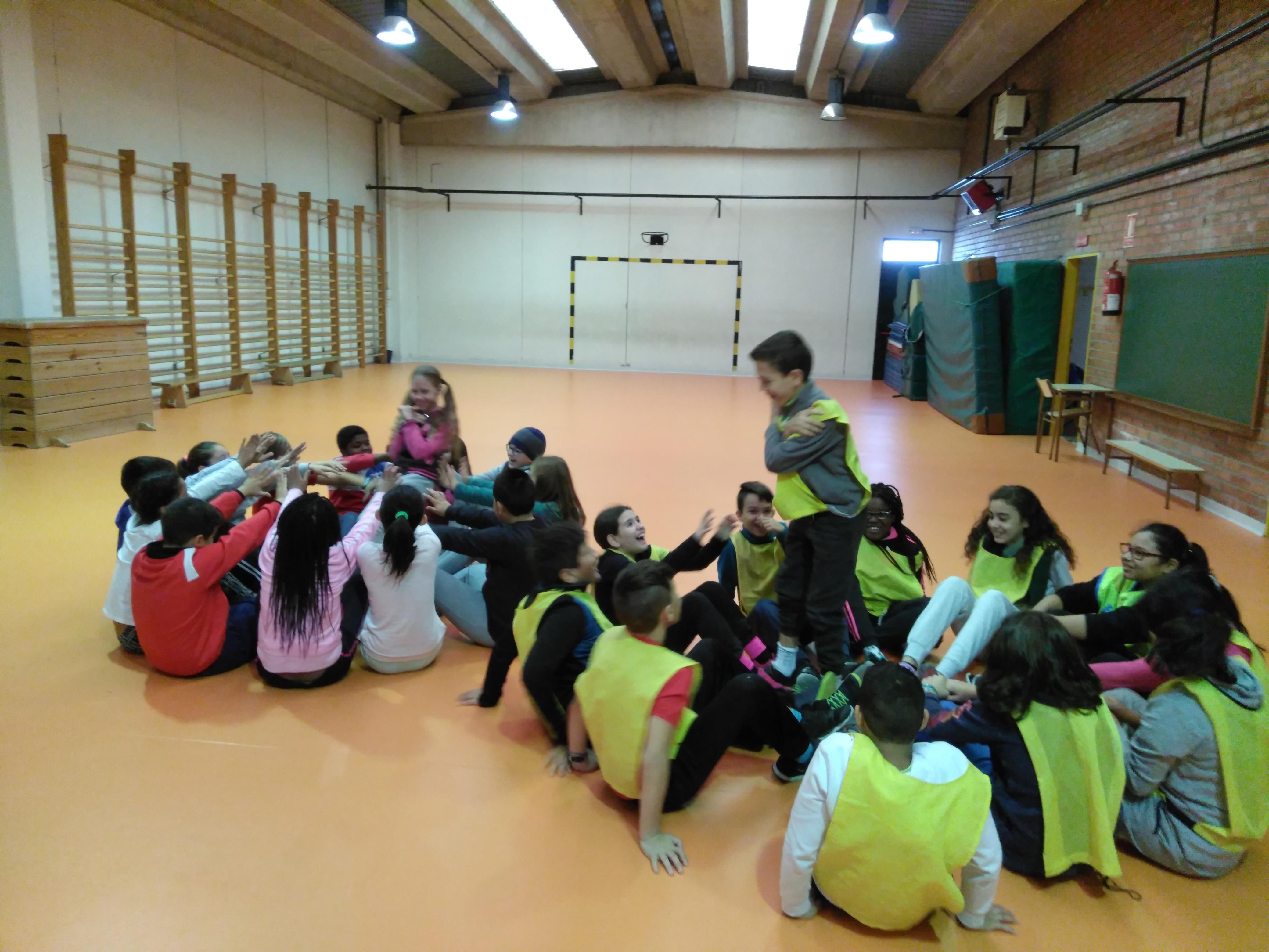 Convivencia en Educación física 7