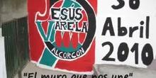 """COLEGIO JESÚS VARELA / \""""Semana Cultural 2010 - Pintamos el muro\"""""""