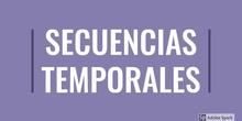 INFANTIL - 3 AÑOS - SECUENCIAS TEMPORALES - FORMACIÓN
