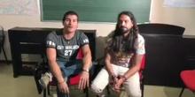 La Orquesta de las Emociones. Entrevista a Rash y Gonzalo Ezama