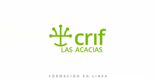 """Cursos en línea del CRIF """"Las Acacias"""""""