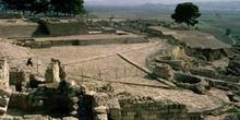 Patio del Palacio de Festos, Creta