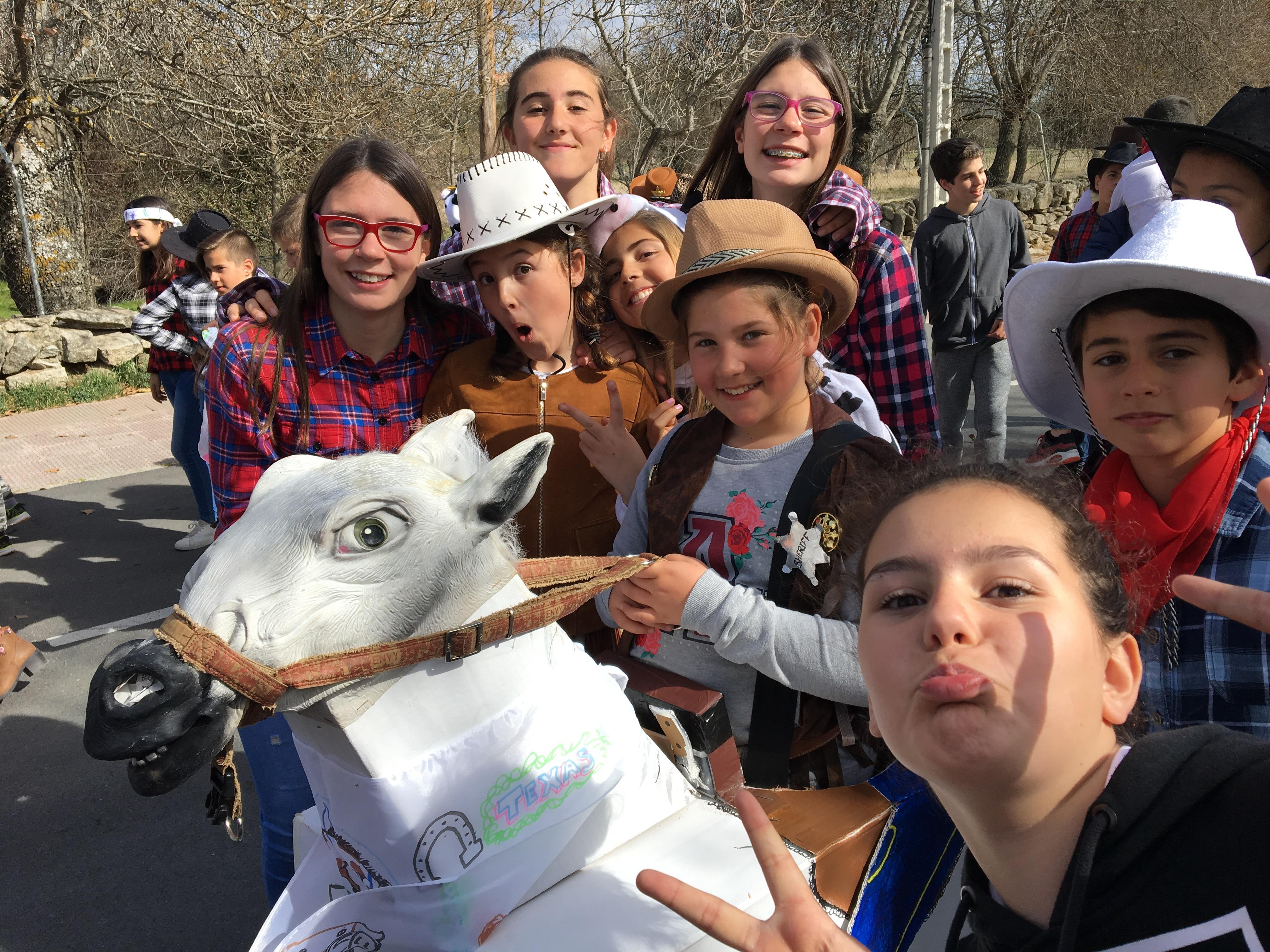 6º disfrutando del Carnaval: El Rodeo de Texas. 3