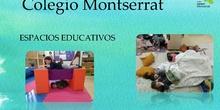 Transformación de espacios y mobiliario en infantil y primaria
