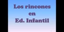 Los rincones en Ed. Infantil