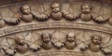 Cabezas de angelitos, Zaragoza