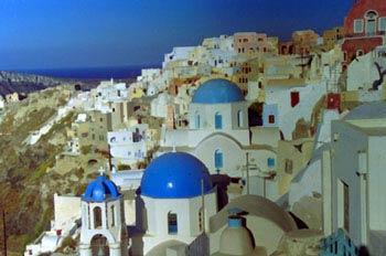 Ia, Santorini, Grecia