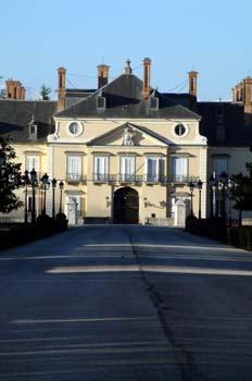 Palacio del Pardo, El Pardo