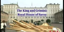 The King and Grissini: Royal House of Savoy: UNESCO Culture Sector
