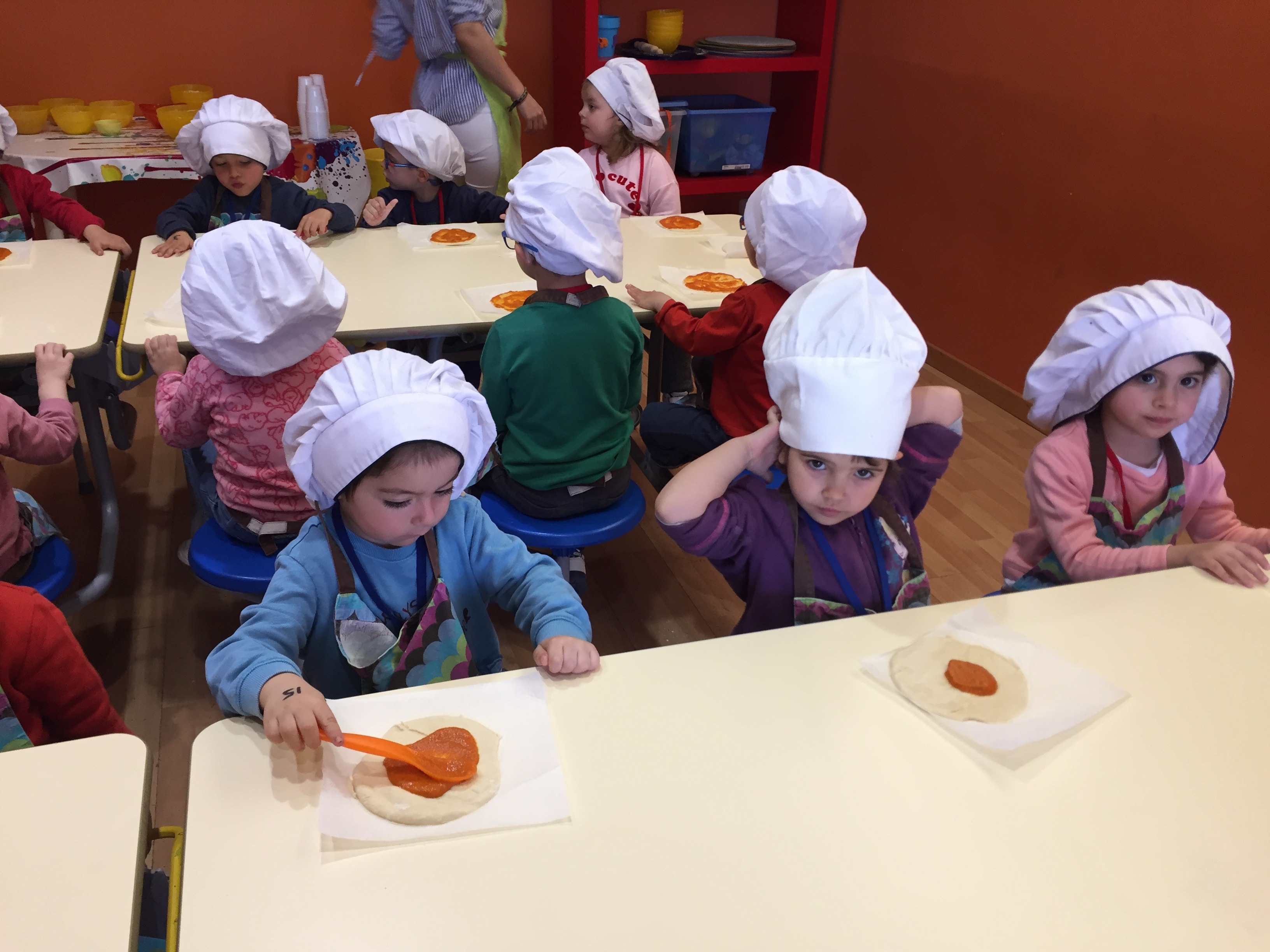 Excursión Escuela de cocina 3