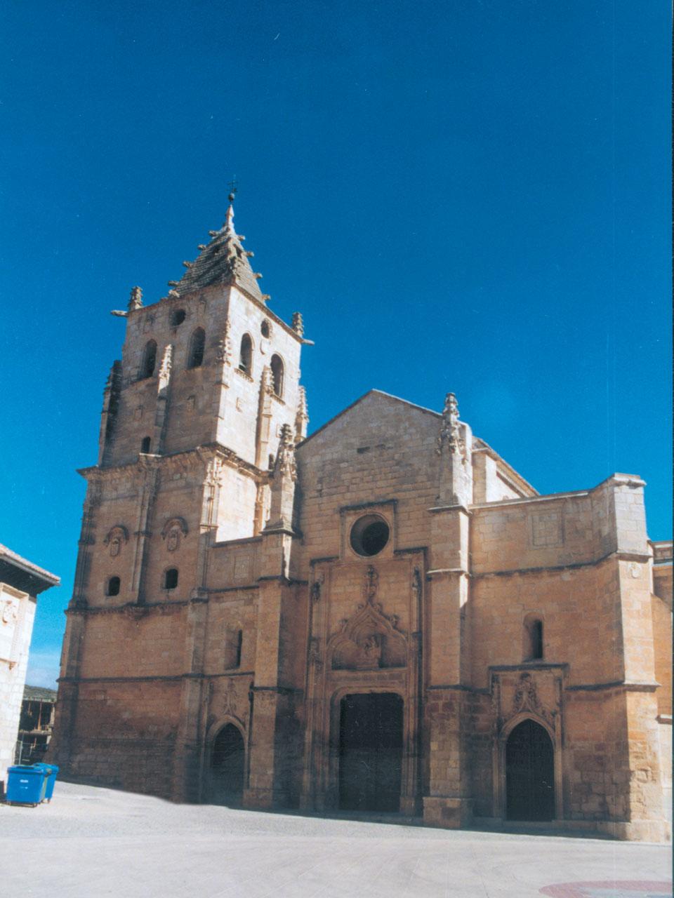 Iglesia parroquial de la Magdalena en Torrelaguna