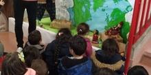 """Infantil 3 años y 1º de Primaria visitan los expositores del la """"Vuelta al Mundo"""" 8"""
