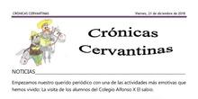 Crónicas Cervantinas -21 de diciembre de 2018