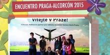 Encuentro Praga Alcorcón 2015