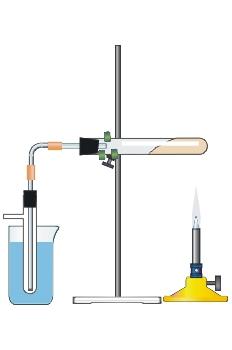 Destilación seca de la madera