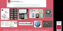 EdiDig21 LB-03c Descarga del ePub «El lector móvil» y configuración del visor de Calibre (v2) del POB