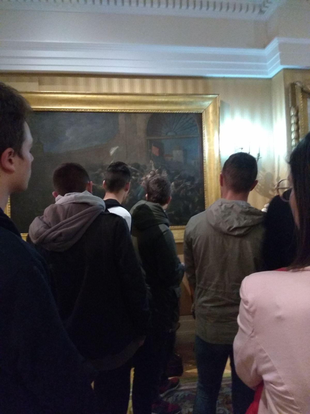 Visita al Museo Romántico 5/04/2018 5