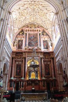 Retablo Mayor, Catedral de Córdoba, Andalucía